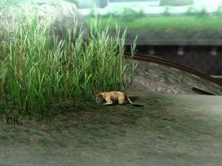Gamescom 2012 trailer de Tokyo Jungle