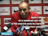 Monaco - PSG : Le Guen laisse Makelele au repos