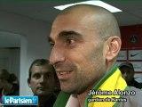 PSG - Nantes, l'émotion d'Alonzo