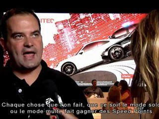 GamesCom 12 de Need For Speed : Most Wanted