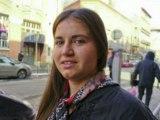 Interview d'Anne-Sophie, jeune militante des Jeunes pop 31 par le site Carré d'Info