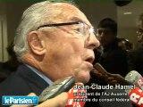 Marseillaise sifflée : la polémique enfle