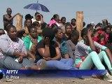 Afrique du Sud: un quart des mineurs a repris le travail à Marikana