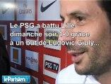 PSG- Giuly: « Ça me manquait »