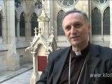 Mgr Jean-Yves Nahmias, nouvel évêque de Meaux