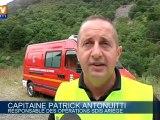 En Ariège, les pompiers aux prises avec un feu de 350 hectares
