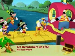 Les Vacances de Disney Junior : Jake et les Pirates du Pays imaginaire - Mercredi 22 août à 10h00