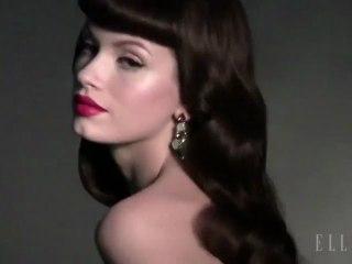 Behind the scenes Wig Beauty Shoot