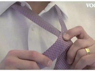 Gravatas: Como dar o nó windsor