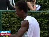 Monfils incertain pour Roland-Garros