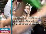 Barbès en liesse après la victoire de l'Algérie
