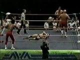 Arn Anderson Tully Blanchard vs John Savage