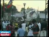 La capitale d'Haïti frappée par un tremblement de terre