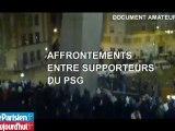 PSG - OM : affrontements entre supporteurs parisiens