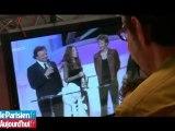 Benjamin Biolay, Olivia Ruiz et Izia triomphent aux Victoires