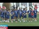 Mondial 2010 : Marc Planus, un bleu tout simplement heureux