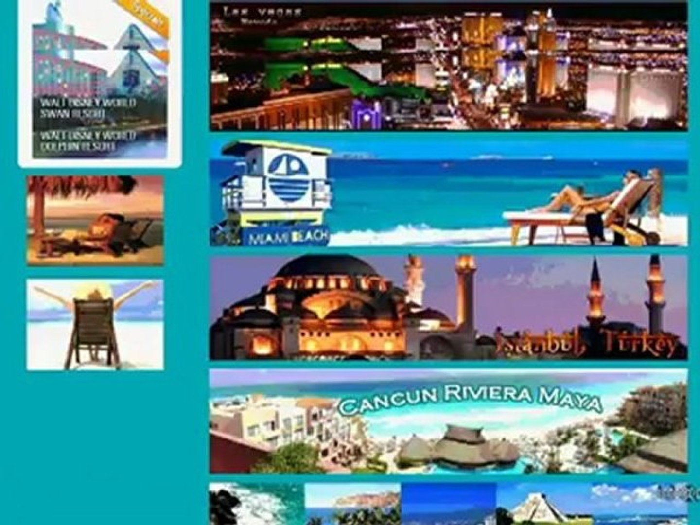 Hotel Booking Software, Travel Software, Hotel Software (GTA, Hotelbeds, Tourico Integration)