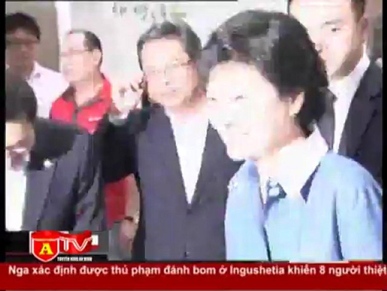 ANTÐ - Hàn Quốc chuẩn bị bầu cử tổng thống vào tháng 12/2012