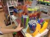 Les achats de rentrée scolaire facilités par certains commerces