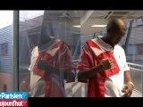 Amara Simba : le roi de la bicyclette lance sa collection de vêtements