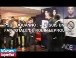 PSG. Jouanno : «Je suis une fan totale de Robin Leproux»
