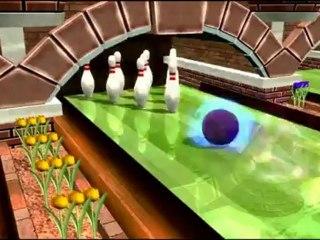 Trailer de Crazy Strike Bowling EX
