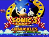 Sonic 3 & Knuckles (Megadrive) Music - Angel Island Zone Act 1