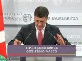 López adelanta las elecciones vascas al 21 octubre