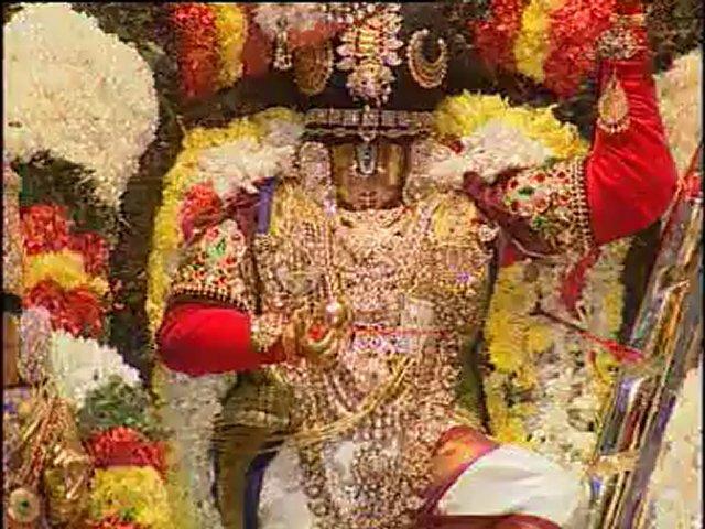 SRI VENKATESWRA SUPRABATHAM Sanskrit Spritual} Classical Form