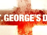 St George's Day extends the hand of friendship to The Sweeney, bless those over the hill gavvers