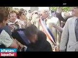 «Mon fils est venu pour discuter avec Sarkozy, pas pour l'agresser !»