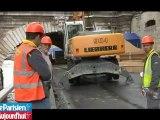 Paris-Plages : 4000 tonnes de sable sur les quais parisiens