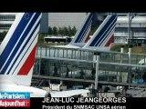 Les mécaniciens d'Air France en grève depuis sept semaines