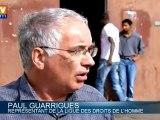 L'évacuation d'un camp de Roms reportée pour cause de canicule à Dijon