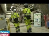 Nucléaire : au coeur de l'incroyable centre souterrain de Bure
