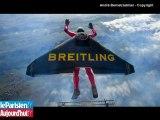 «Jetman», l'homme qui vole entre deux avions de chasse