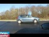 Oise : un homme roule à contresens sur une 2x2 voies