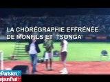 Monfils et Tsonga, ces danseurs...
