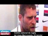 Rugby : Vincent Debaty, premier Belge en équipe de France