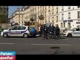 """Incendie dans un commissariat à Paris : """"ça aurait pu tourner au drame"""""""
