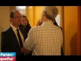 Présidentielle : quand Hollande fait du porte-à-porte