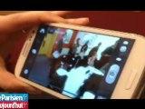 Samsung S3 : la photo en mode rafale