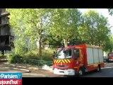 Saint-Maurice : plusieurs blessés dans un incendie