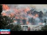 Une habitante du Perthus : «C'est atroce, tout est brûlé»
