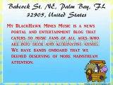 My Black Hawk Mines Music - Blogspot