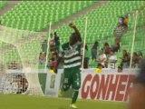 Santos Laguna thrash Aguila