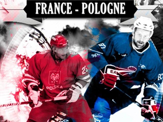 Live streaming France-Pologne 2012