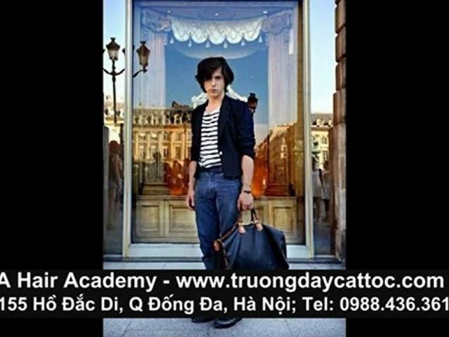 Các mẫu tóc, kiểu tóc nam đẹp thời trang -www.truongdaycattoc.com | Godialy.com