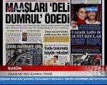 TRT Haber spikeri canlı yayında ağladı
