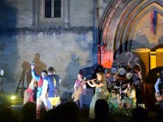 Médiévales de Gourdon 2012 - Cie Entr'Act - Amore